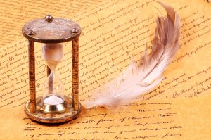 TIME AND QUILL
